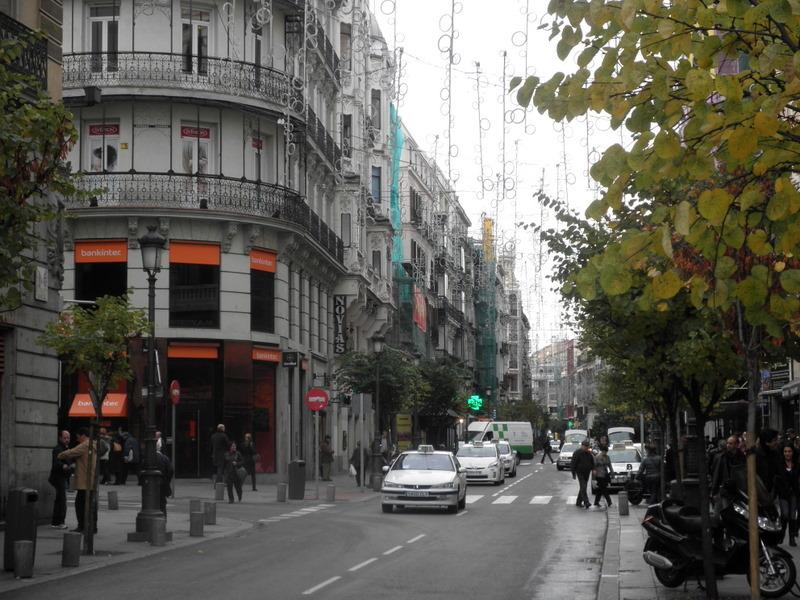 Puerta Del Sol Madrid Ii Mis Viajes Y Lecturas
