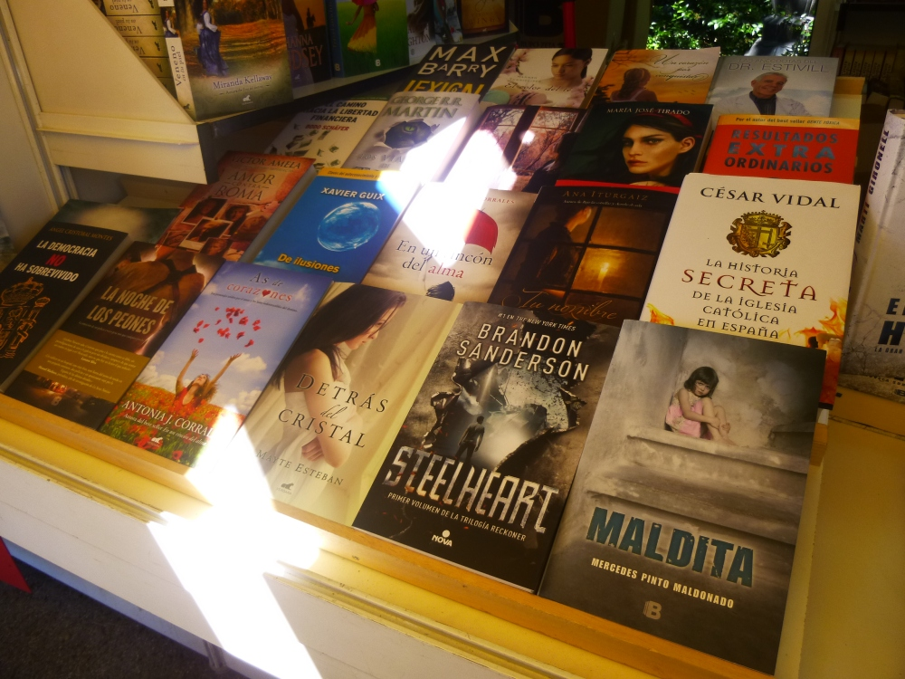 Feria del Libro en Madrid 2014 (5/6)