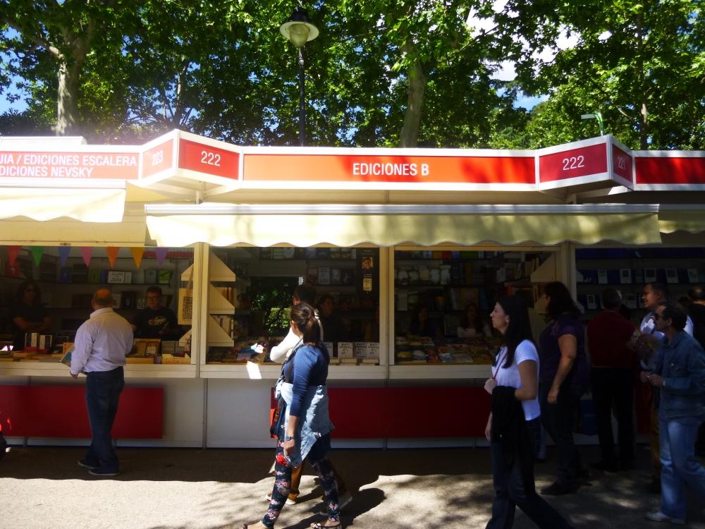 Feria del Libro en Madrid 2014 (4/6)