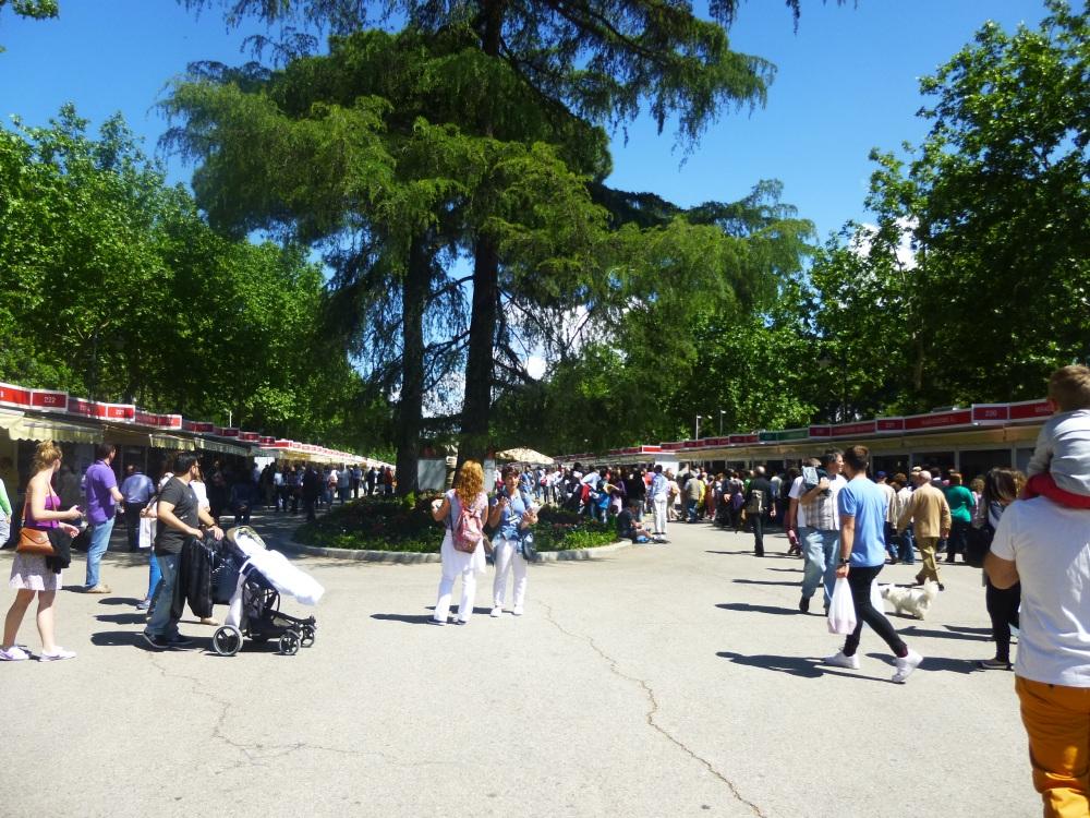Feria del Libro en Madrid 2014 (3/6)