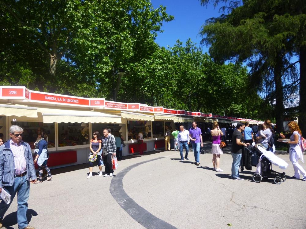 Feria del Libro en Madrid 2014 (2/6)