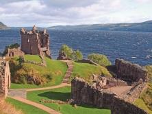 """Urquhart Castle, Scotland"""